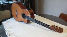 Guitarra Antigua Casa Nuñez Concierto Especial Electro Criolla