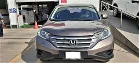 Honda CRV 2014 LX 4x2 Cuero Aros Ac Serv/Honda todos boton ECON. Pisos bandeja y bandeja de carga US$.16,200