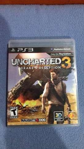 Uncharted 3 Drake's Deception para Ps3
