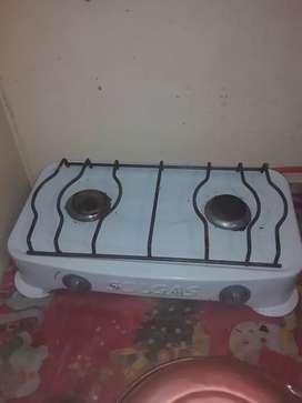 Cocina y gas