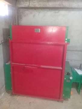 silo secador de café