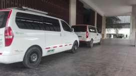 Transporte vans especial privado
