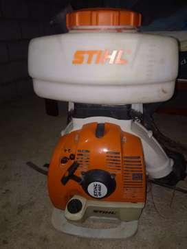 De oportunidad vendó bomba Stihl