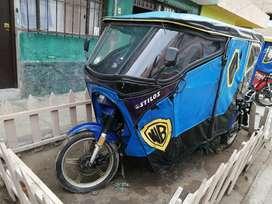 Moto Taxi Linfan 2016 stilos