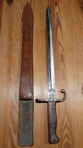 Sable Bayoneta Excelente.