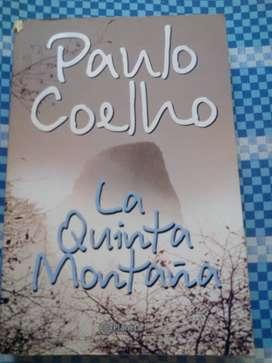 Vendo Coelho - La quinta montaña