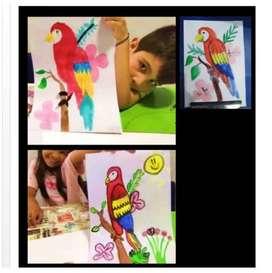 Clases de dibujo Niños