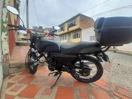 Vendo Moto Akt Perfectas condiciones