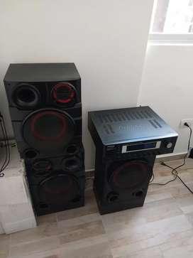 amplificador Pronext  av3158R