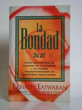La bondad - Eknath Easwaran