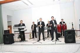 Grupos Musicales, Organistas, Solistas, Serenatas Virtuales, Musica Tropical, Salsa, Orquestas