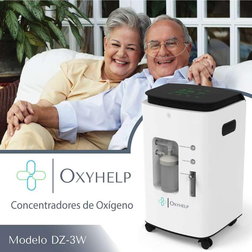 Concentrador De Oxígeno   2 Pers   Quito Todo El País   envío gratis   pago con tarjeta diferido sin intereses 0