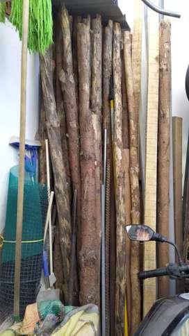 Taco de  madera
