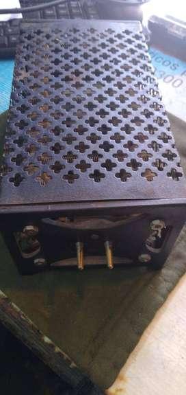 Antiguo Transformador  de Microscopio