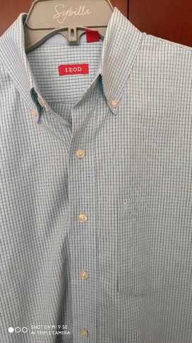Vendo camisa izod