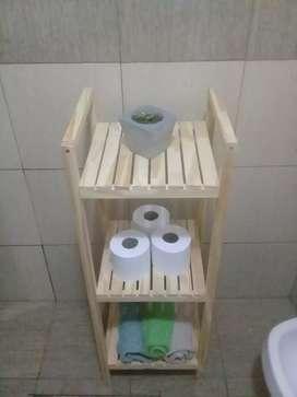 Mueble de pino Natural