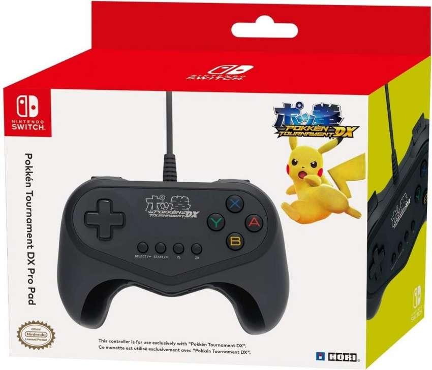 Control para Nintendo Switch Hori Pokken Tournament Dx Pro Pad Bogotá 0