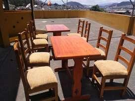 Sillas Y Mesas (restaurantes)