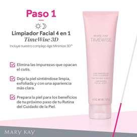 Limpiadora facial 4 en 1 Mary Kay