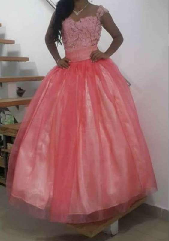 Vestido para 15 años 0