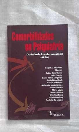Medicina  Libros de Psiquiatria VARIOS - Cada uno 400.