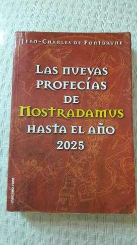 Libro las profecías