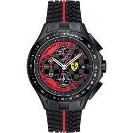 Reloj Ferrari Race Day Chrono - Formula 1 - 100% Original