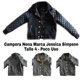 Campera Nena Marca Jessica Simpson