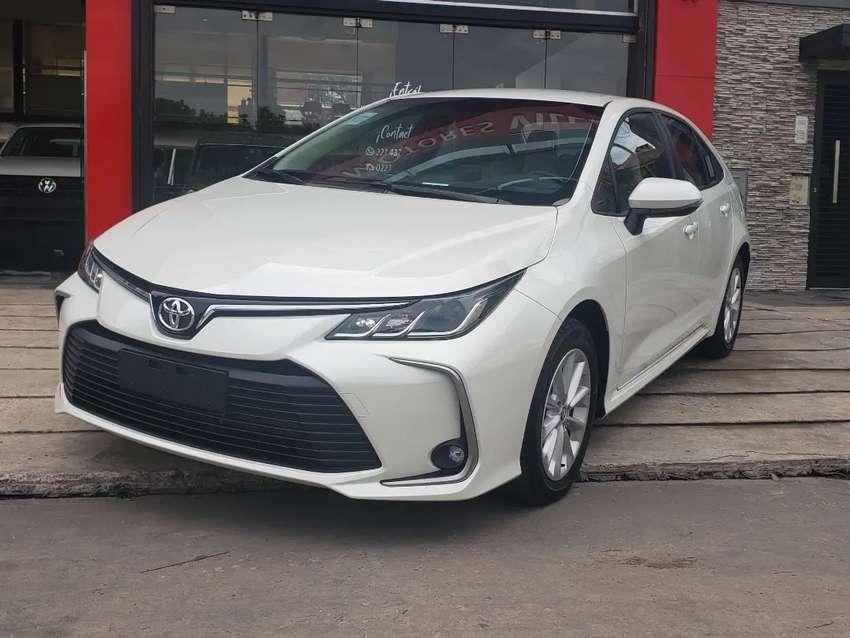 Toyota Corolla XLI CVT 0 KM 2021