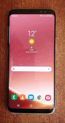 Vendo Celular Galaxy S8