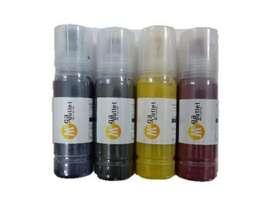 Tinta Sublimación MOI para Epson Kit X 4