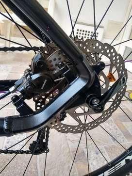 Vendo bicicleta precio negociable