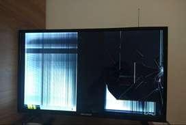 Se Vende Tv Challenger De 32 Pulgadas Para Repuestos