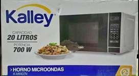 Hornos microondas kalley
