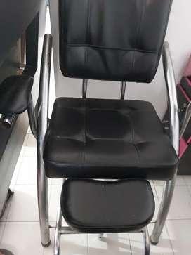 Vendo silla pedicure y manicure