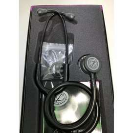 Vendo estetoscopio littmann classic iii black edition