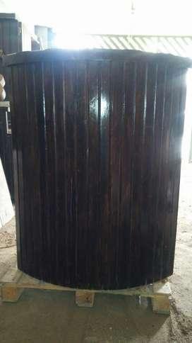 Barra Rustica Mostrador Caja Dj