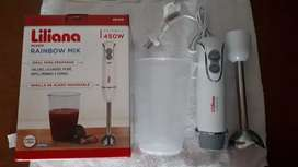 Liquido Mixer Liliana C/Vaso incluido nuevo y en caja