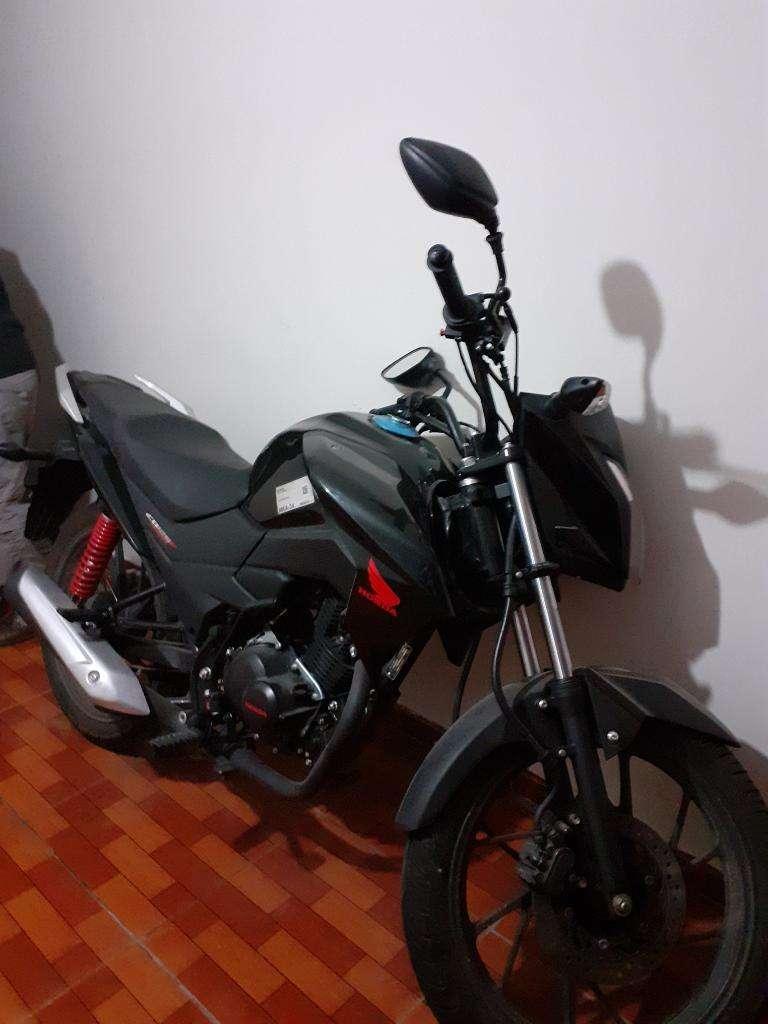 Vendo Moto Honda 125 0