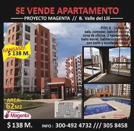 venta apartamento magenta