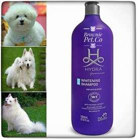 Shampoo Perro Y Gato Hidra  Ultra Blanco