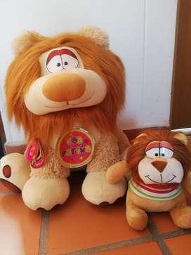 Peluches de leon