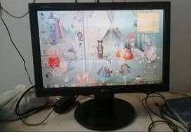 Monitor LG FLATRON L177WSB ( 17plg)