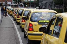 Se busca conductor taxi sector norte suba o barrios unidos mayor de 45 años