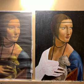 Realizo cuadros al oleo por pedido, pida su presupuesto, pintura realista figurativa