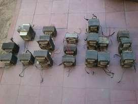 TRANSFORMADOR DE 220 V A 12 V DE 150, 200,250,300,350 W