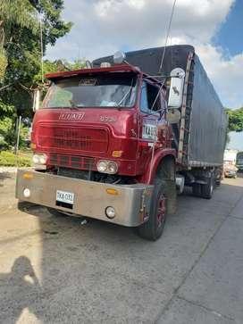 VENDO O PERMUTO FIAT 673 MODELO 79