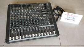 Mezcladora Mackie Cfx-12mkii