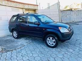 Honda crv 2004 flamante