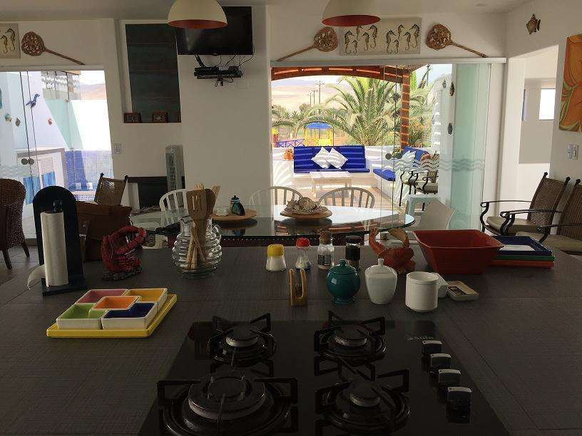 Casa de Playa en Venta en Lagunas de Puerto Viejo 0